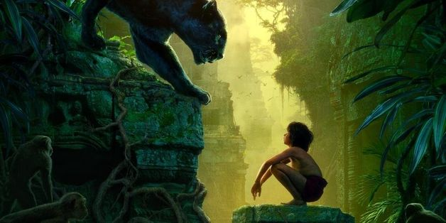 The Trailer For Disney's 'Jungle Book' Remake Is Finally Here