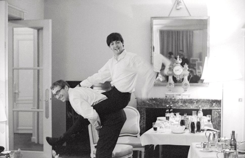 George V, Paris, January 1964