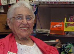 101-Year-Old Woman's Candy Shop Is A Neighborhood Sweet Spot For Kids