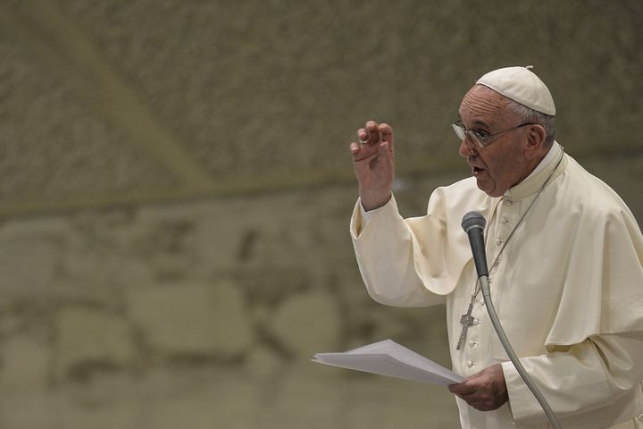 Pope Francis is scheduled to address a joint session to Congress on Sept. 24.