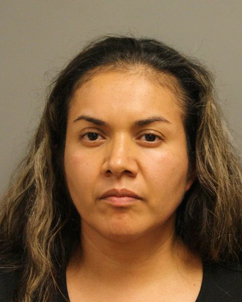 Blanca Borrego, 44, was arrested in a gynecologist's examining room after allegedly using a fake ID to check in.