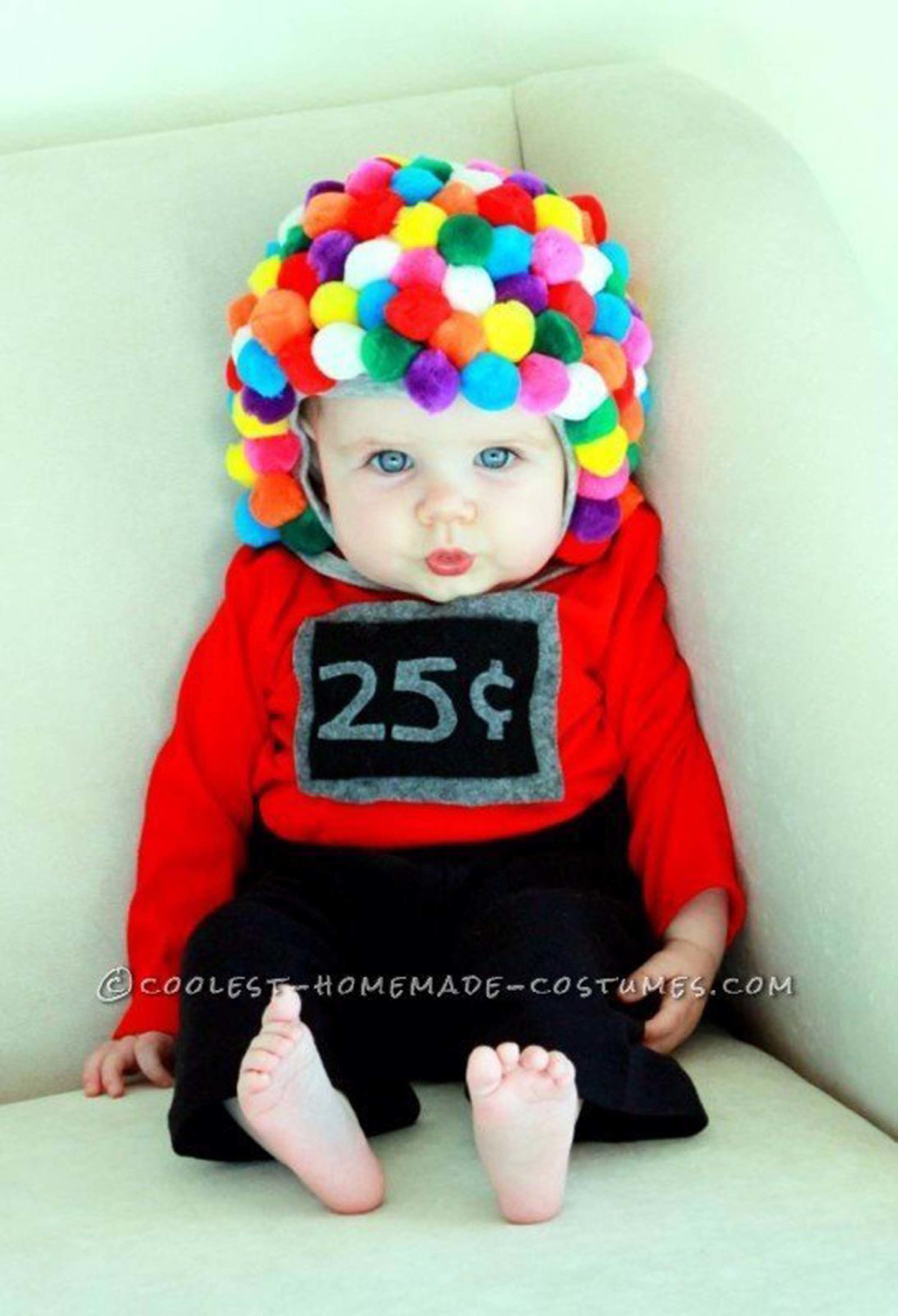u003ca hrefu003d //ideas.coolest-homemade-costumes  sc 1 st  HuffPost & Baby Halloween Costumes Every Human Needs To See | HuffPost