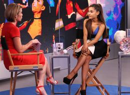 Ariana Grande Says 'There's Nothing To Justify' Licking Donuts