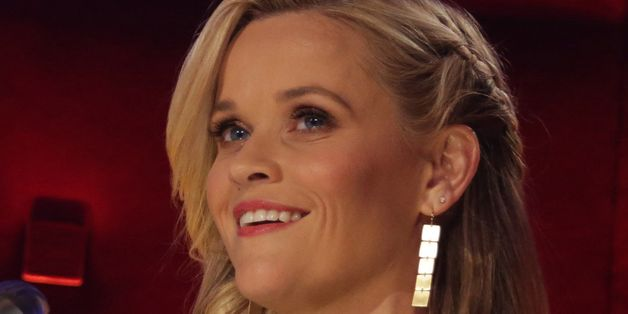 Reese Witherspoon Plunges 15 Stories After Admitting A Fear Of Heights