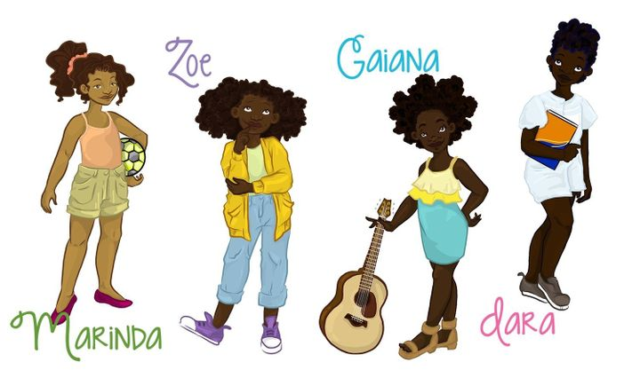 Strange How These Dolls Encourage Little Black Girls To Embrace Their Hairstyles For Women Draintrainus