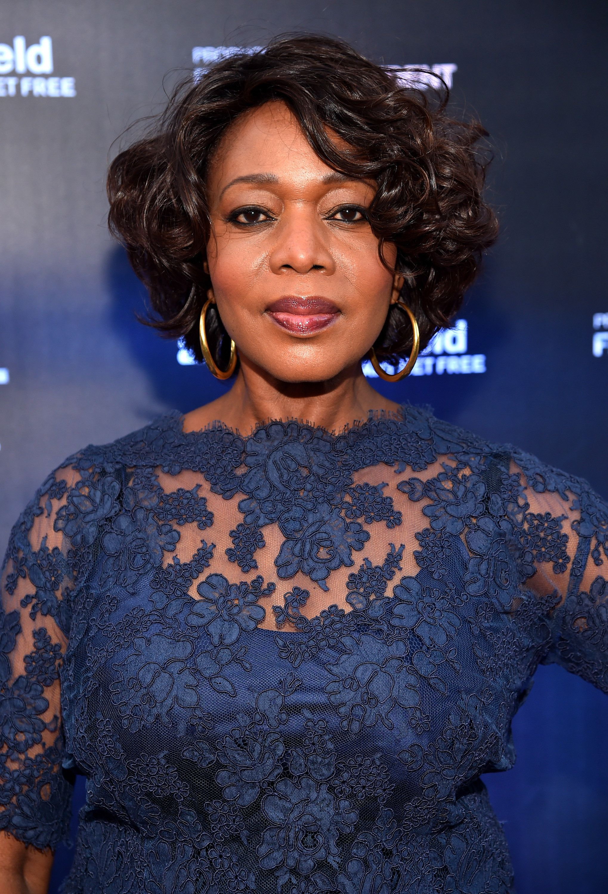 LOS ANGELES, CA - JUNE 13: Actress Alfre Woodard attends the 'Love and Basketball' screening during the 2015 Los Angeles Film Festival at Regal Cinemas L.A. Live on June 13, 2015 in Los Angeles, California.  (Photo by Alberto E. Rodriguez/WireImage)