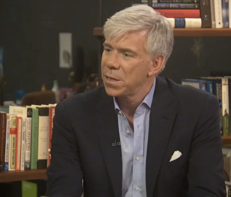 David Gregory speaks with HuffPost Live.