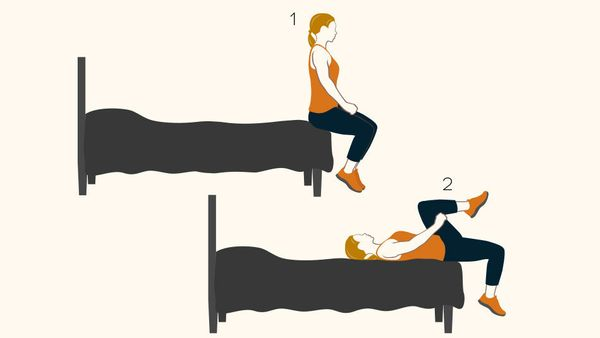 Do it if: You spend most of the day sitting, which shortens your hip flexors and leads to tightness. And treadmill-class fans
