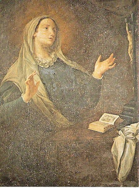 "Born in 1447, <a href=""http://w2.vatican.va/content/benedict-xvi/en/audiences/2011/documents/hf_ben-xvi_aud_20110112.html"">Ca"