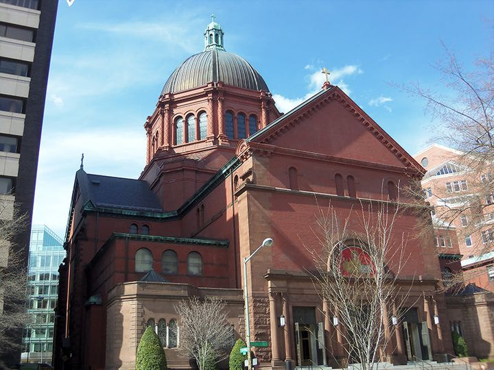 Cathedral of St. Matthew the Apostle, Washington, D.C.