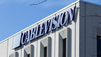 After word of the sale was released, shares of Cablevision jumped in after-hours trading.