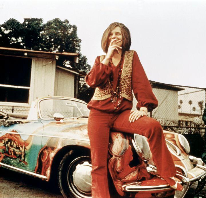 Joplin, being cooler than you.