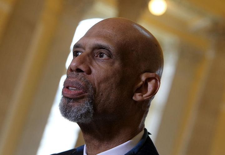 A few weeks ago, NBA Hall-of-Famer Kareem Abdul-Jabbarexchanged public blows withpresidential candidate Donald Tr