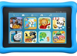 Apple Could Learn Something From Amazon's New Tablet For Tots