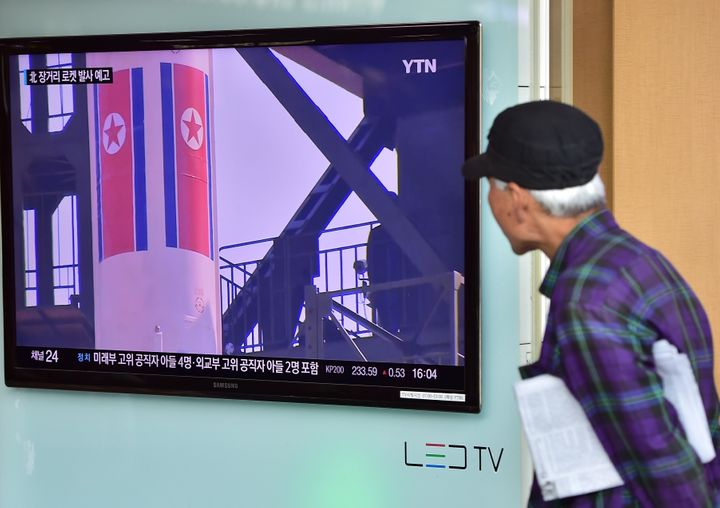 North Korea announced that the country's main Nyongbyon nuclear complex was fully operational again this week.