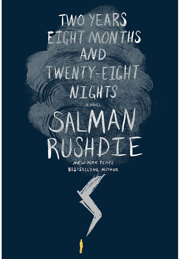 "Salman Rushdie's exuberant new work, <i><a href=""http://search.barnesandnoble.com/books/product.aspx?EAN=9780812998917"" targe"