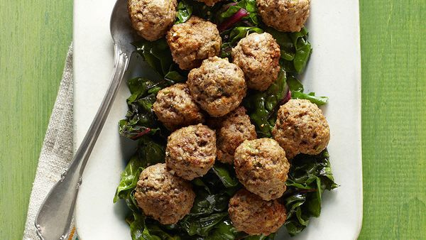 Meatballs may have a reputation for being the anchors of a Sunday supper, but crisp, tender portions of ground beef <i>can</i