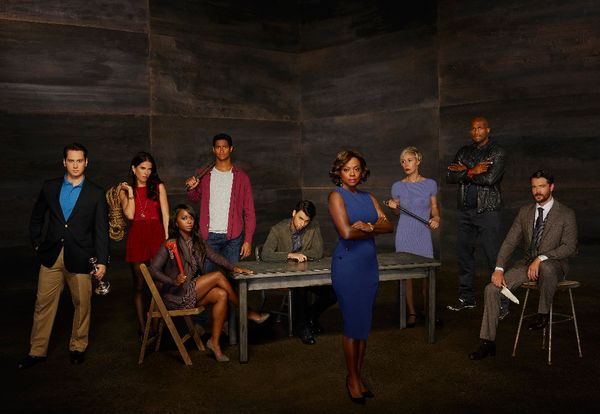 """All hail Shonda Rhimes! Hernewest addition tothe ABC lineupis the incredibly suspenseful """"How To Get Away W"""