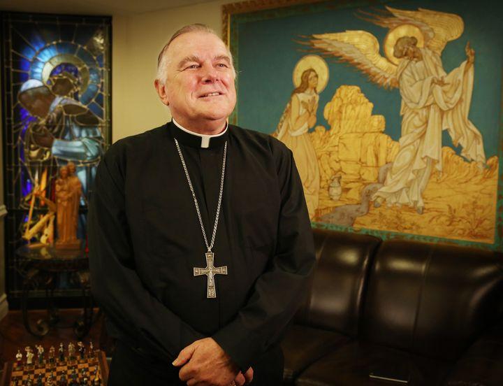 Archbishop Thomas Wenski of Miami