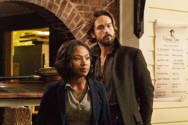 """The paranormal detective thriller, """"Sleep Hollow,"""" starring Nicole Beharie, is slated to return for Season 3 to Fox on Octobe"""