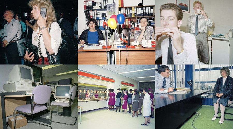 These 1980s Office Spaces Will Make You Thankful For Your