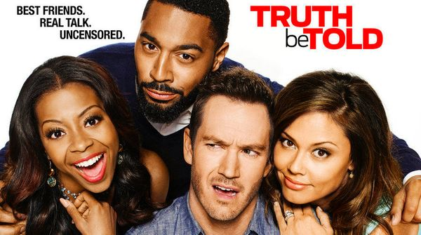 Tone Bell and Bresha Webb both star in this new diverse series about two couple that keep it real in the hilarious couples co