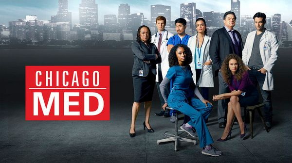 This new medical drama set in NBC's Chicago franchise series has a diverse ensemble cast that features Yaya DaCosta and S. Ep