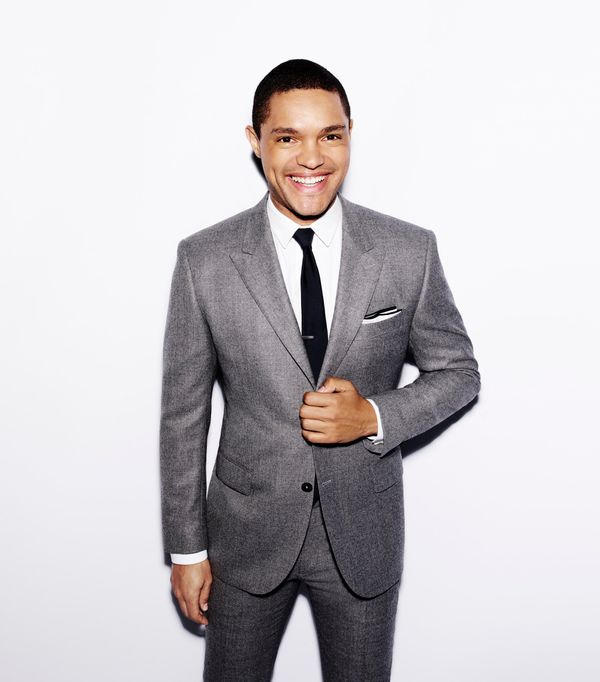 """Trevor Noah has big shoes to fill as Jon Stewart's replacement as """"The Daily Show"""" host. Noah joins fellow black corresponden"""