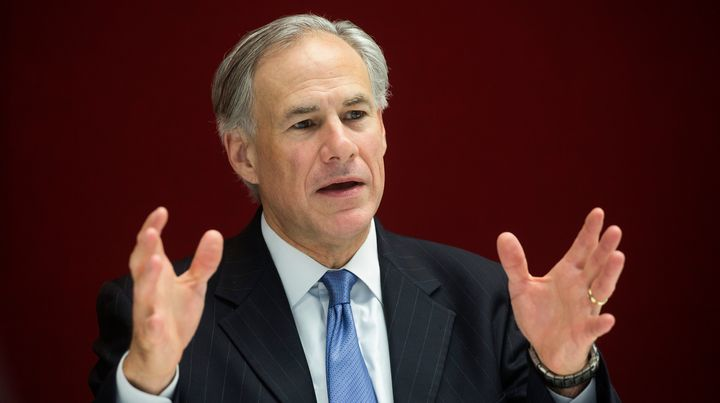 Texas Gov. Greg Abbott (R) does not think Ahmed Mohamed should have been arrested for building a clock.