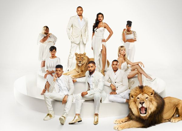 """When """"Empire"""" debuted on Fox last year, thedrama-filled showtookaudiences on a ride on an emotional rollerc"""