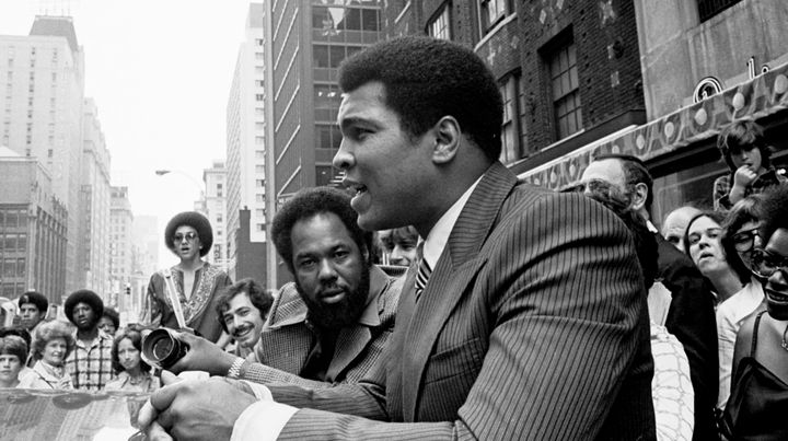 Muhammad Ali stood up for racial justice and religious freedom with more than words.
