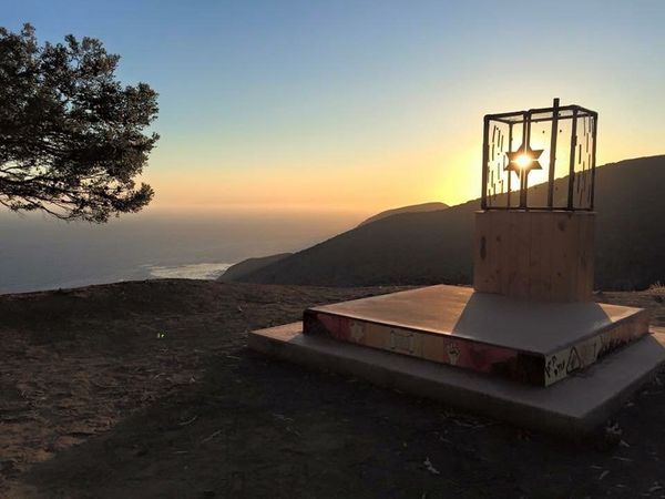 """Gindling Hilltop Camp in Malibu, California. Camp is a really special place. It's a place where I watched myself grow u"