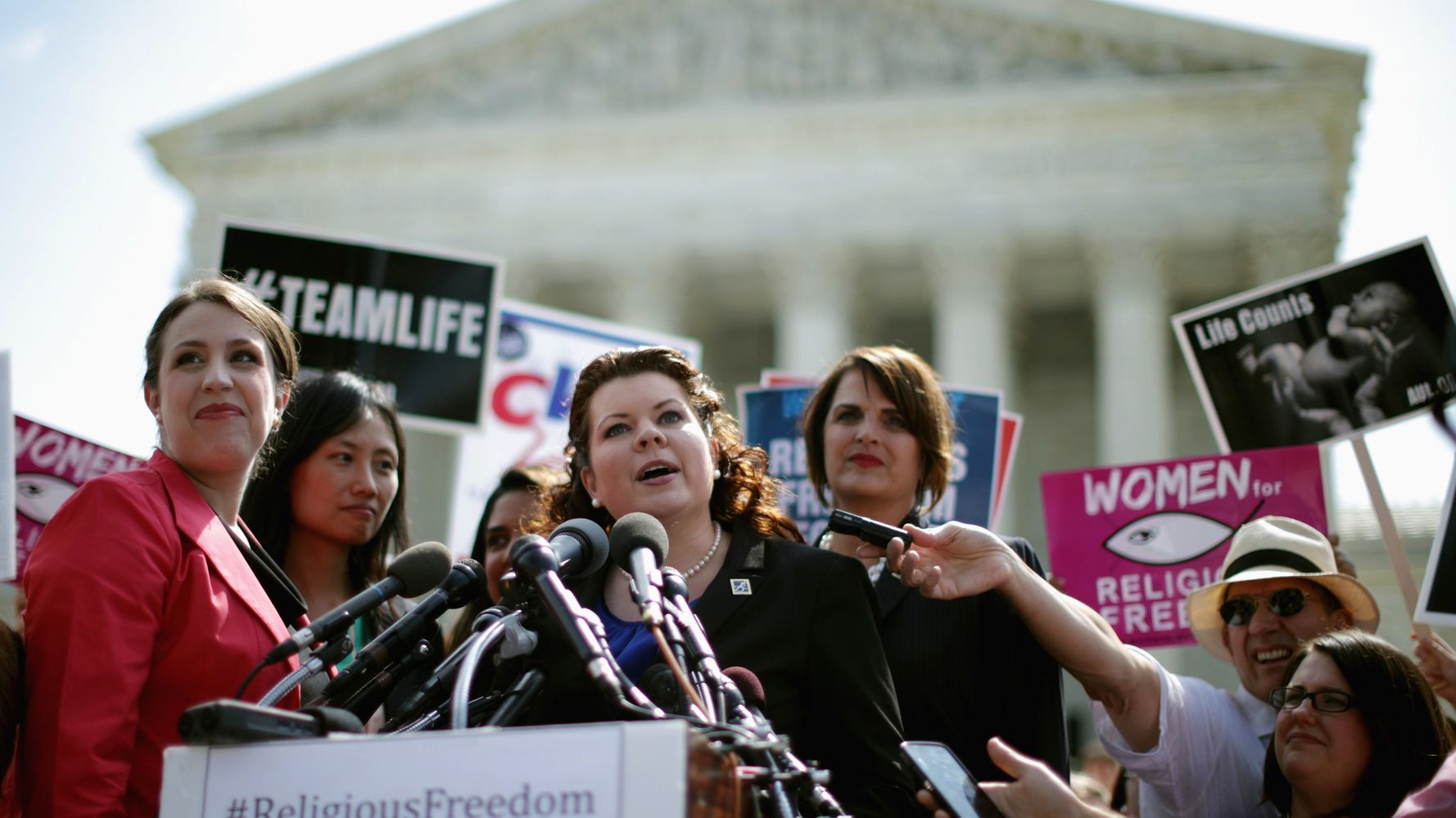 America, The Next Hobby Lobby Case Is Heading For The Supreme Court