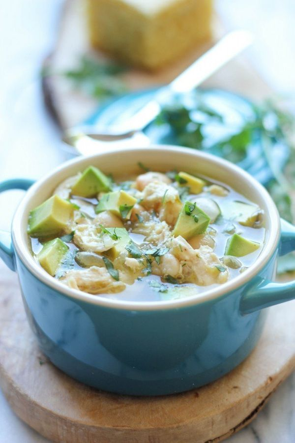 The chili recipes you need to survive the cold weather huffpost white chicken chili strongget the forumfinder Gallery