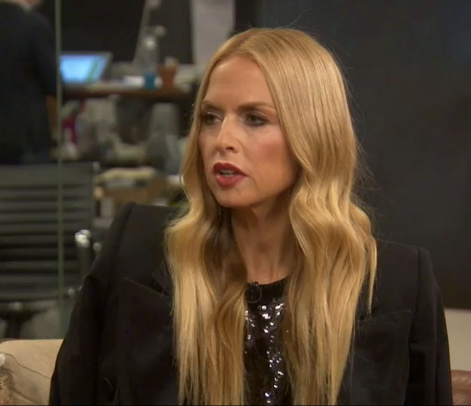 Rachel Zoe speaks with HuffPost Live