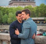 ABC Reporter Proposed To His Boyfriend In Paris And It Was Magical