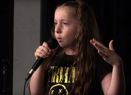 This Comedian Is 10 Years Old And Already Killing Audiences