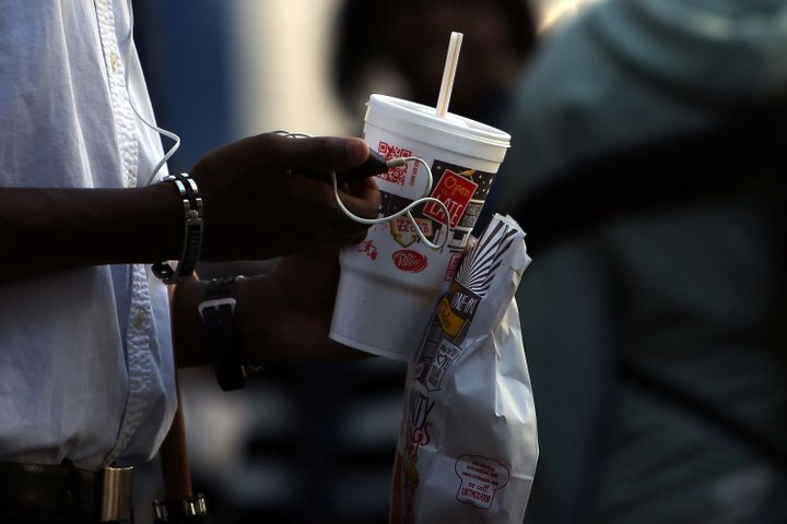 Is the government right to keep you from your extra-large soda?