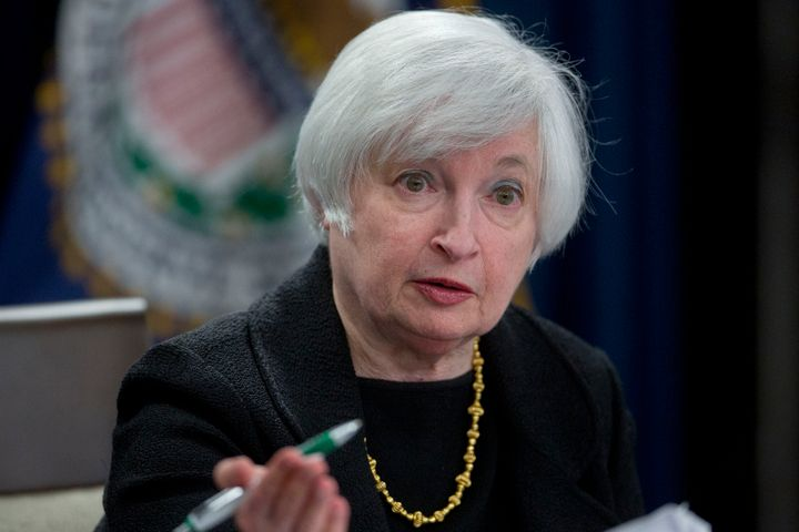 Federal Reserve Chair Janet Yellenon Thursday defended the importance of a monetary policy that keeps income inequality
