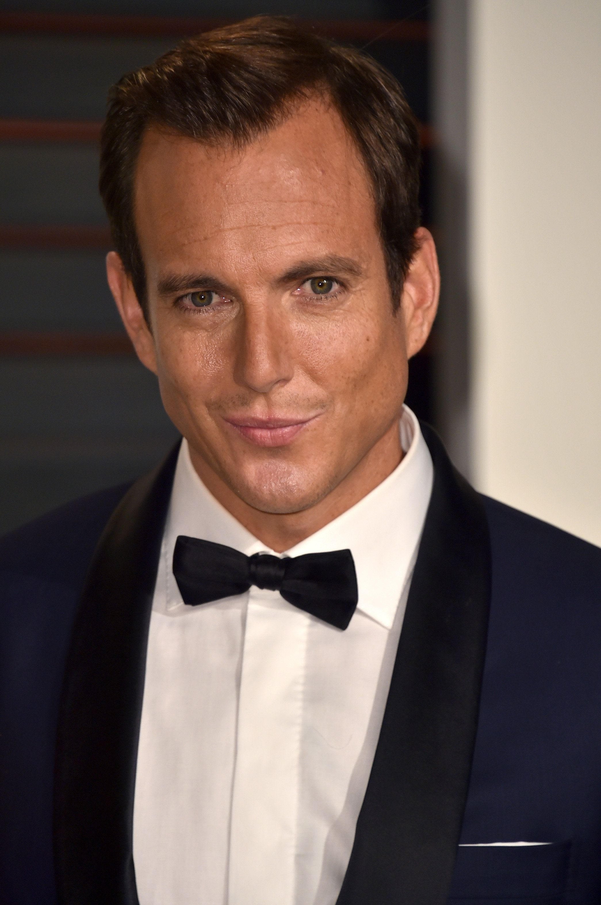 BEVERLY HILLS, CA - FEBRUARY 22:  Actor Will Arnett attends the 2015 Vanity Fair Oscar Party hosted by Graydon Carter at Wallis Annenberg Center for the Performing Arts on February 22, 2015 in Beverly Hills, California.  (Photo by Alberto E. Rodriguez/WireImage)