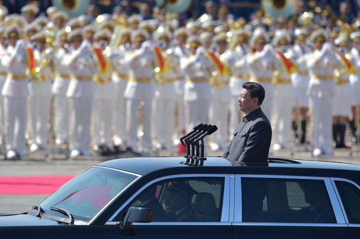Chinese President Xi Jinping has built a huge personal brand by employing strongman tactics at home and abroad.