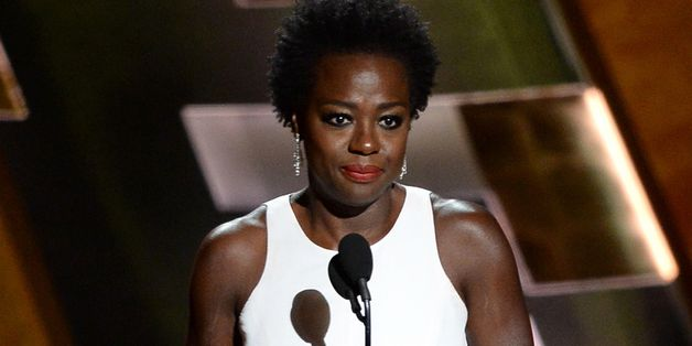Viola Davis Wins Emmy For Outstanding Lead Actress In A Drama