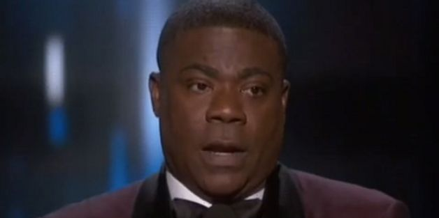 Emotional Tracy Morgan Makes Surprise Appearance At The Emmys