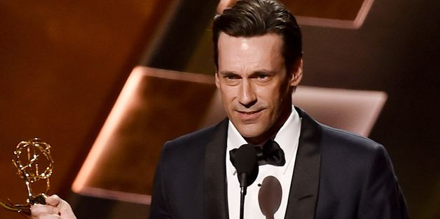 Jon Hamm Finally Wins Emmy Award For 'Mad Men'