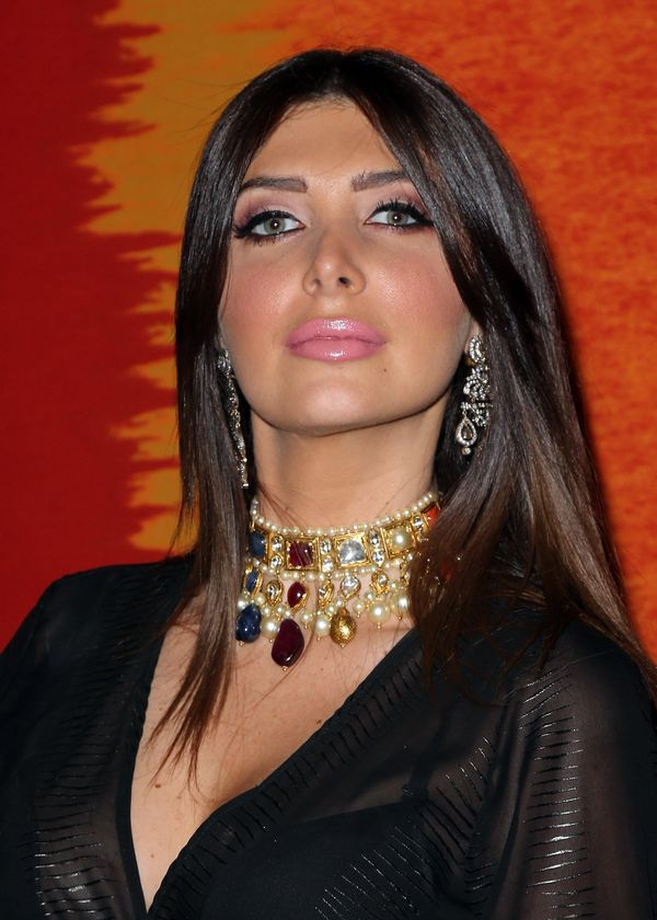 TV personality Brittny Gastineau attends HBO's Official 2015 Emmy After Party at The Plaza at the Pacific Design Center on Se