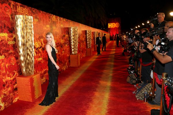 Actress Emma Roberts attends HBO's Official 2015 Emmy After Party at The Plaza at the Pacific Design Center on Sept. 20, 2015