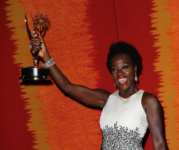 Actress Viola Davis attends HBO's Official 2015 Emmy After Party at The Plaza at the Pacific Design Center on Sept. 20, 2015,