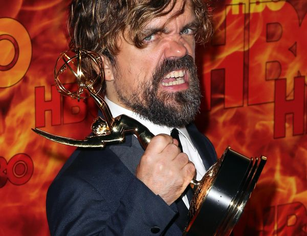 Peter Dinklage attends HBO's Official 2015 Emmy After-Party at The Plaza at the Pacific Design Center on Sept. 20, 2015, in L