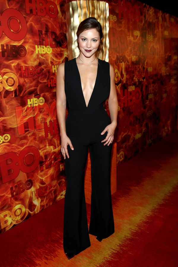 Actress Katharine McPhee attends HBO's Official 2015 Emmy After Party at The Plaza at the Pacific Design Center on Sept. 20,
