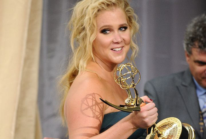 That's a nice Emmy, Amy.
